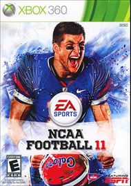 Rent NCAA Football 11 for Xbox 360