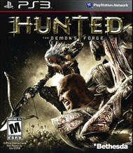 Rent Hunted: The Demon's Forge for PS3