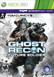 Buy Tom Clancy's Ghost Recon: Future Soldier for Xbox 360