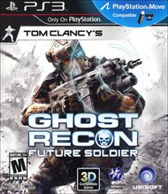 Buy Tom Clancy's Ghost Recon: Future Soldier for PS3