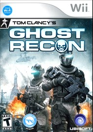 Rent Tom Clancy's Ghost Recon for Wii