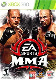 Rent EA Sports MMA for Xbox 360