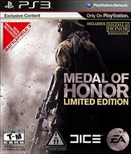 Rent Medal of Honor for PS3