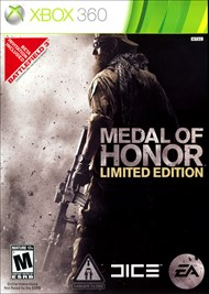 Rent Medal of Honor for Xbox 360