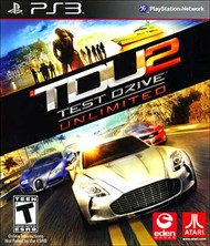 Rent Test Drive Unlimited 2 for PS3