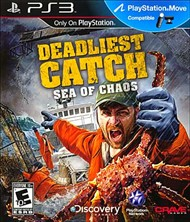 Rent Deadliest Catch: Sea of Chaos for PS3