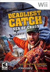 Rent Deadliest Catch: Sea of Chaos for Wii