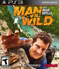 Rent Man vs. Wild for PS3