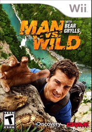Rent Man vs. Wild for Wii
