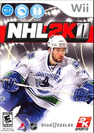 Rent NHL 2K11 for Wii