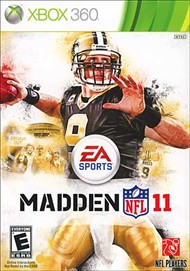 Rent Madden NFL 11 for Xbox 360