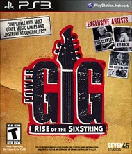 Rent Power Gig: Rise of the SixString for PS3