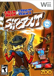Rent Wild West Shootout for Wii