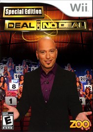 Rent Deal or No Deal Special Edition for Wii
