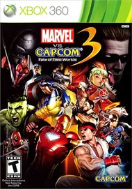 Rent Marvel vs. Capcom 3: Fate of Two Worlds for Xbox 360
