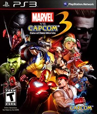 Rent Marvel vs. Capcom 3: Fate of Two Worlds for PS3