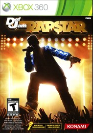 Rent Def Jam Rapstar for Xbox 360