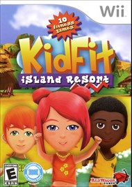 Buy Kid Fit Island Resort for Wii