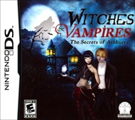 Rent Witches & Vampires for DS