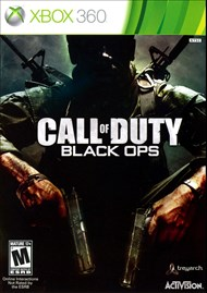 Rent Call of Duty: Black Ops for Xbox 360