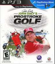 Rent John Daly's ProStroke Golf for PS3