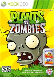 Rent Plants vs. Zombies for Xbox 360