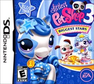 Rent Littlest Pet Shop 3: Biggest Stars - Blue Team for DS