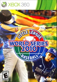 Rent Little League World Series 2010 for Xbox 360