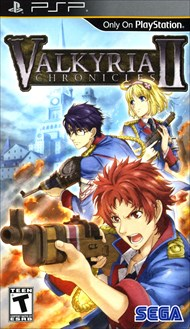 Rent Valkyria Chronicles 2 for PSP Games