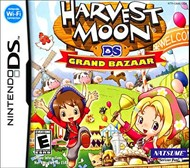 Rent Harvest Moon: Grand Bazaar for DS