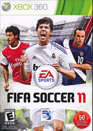 Buy FIFA Soccer 11 for Xbox 360