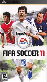 Rent FIFA Soccer 11 for PSP Games