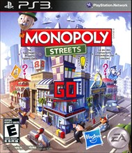 Rent Monopoly Streets for PS3