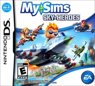 Rent MySims SkyHeroes for DS