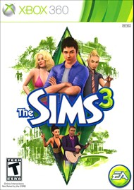 Rent The Sims 3 for Xbox 360