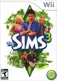 Rent The Sims 3 for Wii