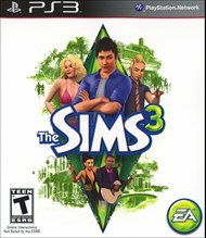 Rent The Sims 3 for PS3