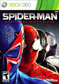 Rent Spider-Man: Shattered Dimensions for Xbox 360