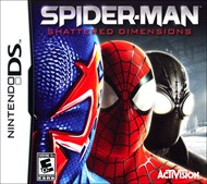 Rent Spider-Man: Shattered Dimensions for DS