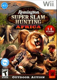 Rent Remington Super Slam Hunting: Africa for Wii