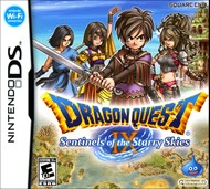 Rent Dragon Quest IX: Sentinels of the Starry Skies for DS