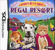 Rent Paws & Claws: Regal Resort for DS