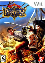 Rent Sid Meier's Pirates! for Wii