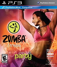 Rent Zumba Fitness for PS3