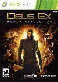 Rent Deus Ex: Human Revolution for Xbox 360