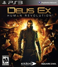 Buy Deus Ex: Human Revolution for PS3