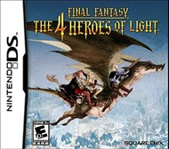 Rent Final Fantasy: The 4 Heroes of Light for DS