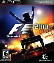 Rent F1: 2010 for PS3