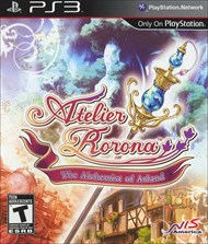 Rent Atelier Rorona: The Alchemist of Arland for PS3