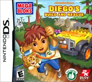 Rent Mega Bloks Diego's Build and Rescue for DS